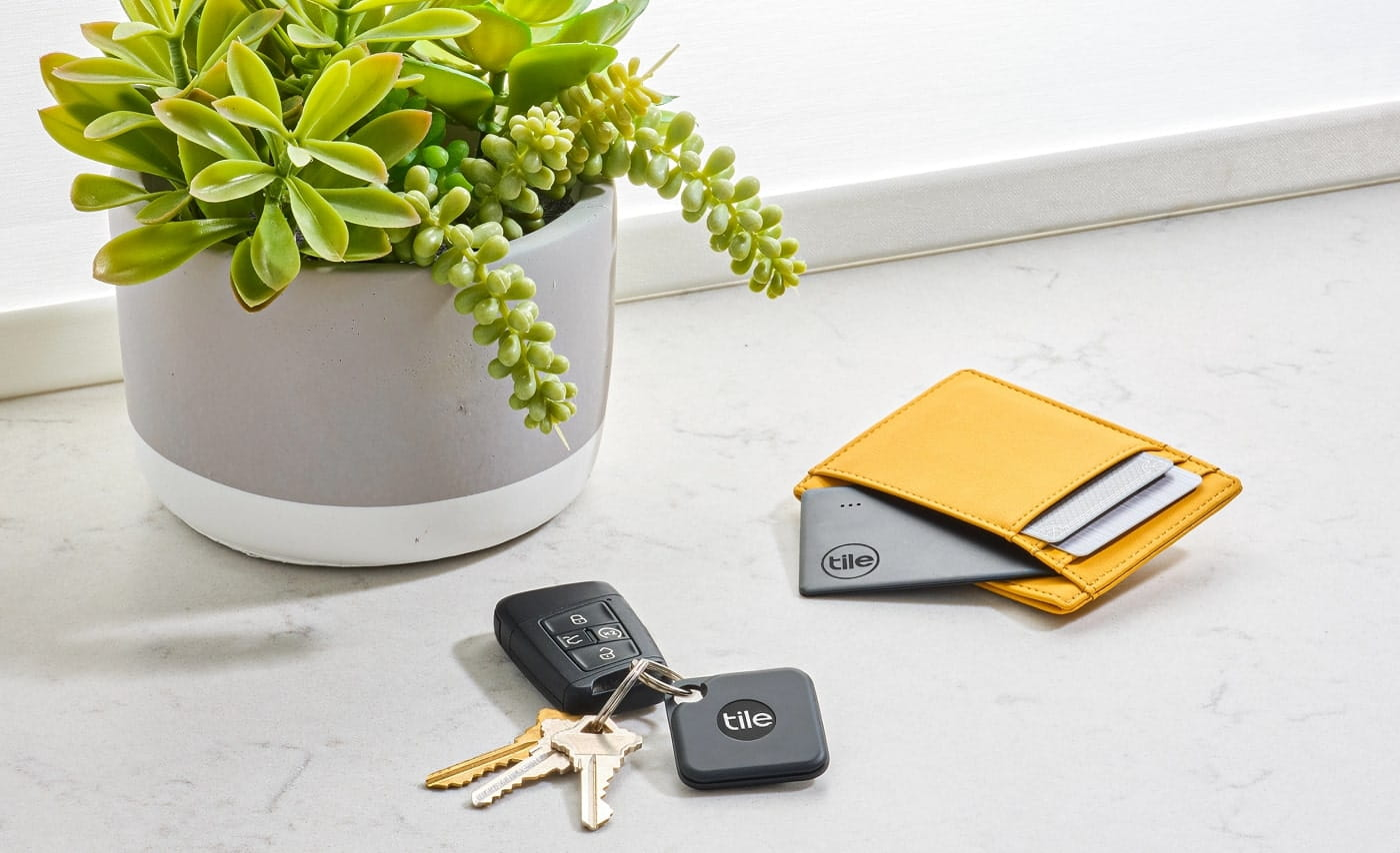 Tile Keychain Finder